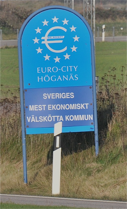 Euronsskyltar