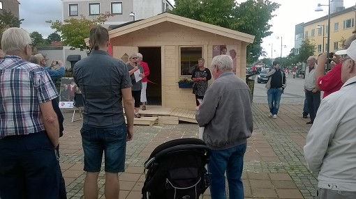 Valstugans invigning 16aug2014