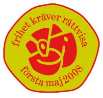 1 maj -2008