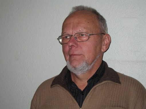 Gustav Hofvander, vice ordf�rande