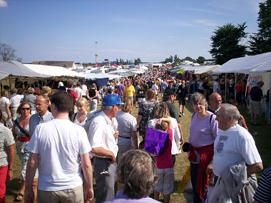Kiviks marknad 2007