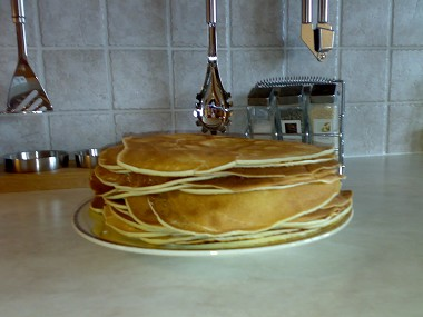 Pannkakor