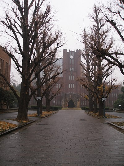 Tokyo universitet