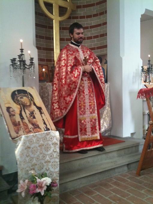 Prästen