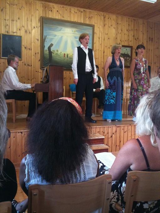 Opera på Hanö
