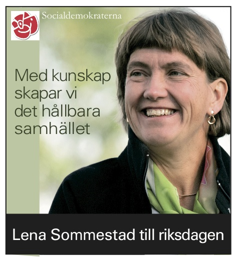 Lena Sommestad