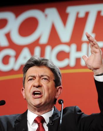 Frankrike kommunismens obehagliga aterkomst