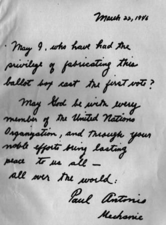 brevet i valurnan FN