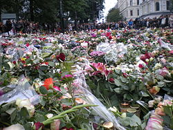 Terrorattentaten Oslo Juli 2011