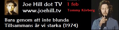 joe hill dot TV