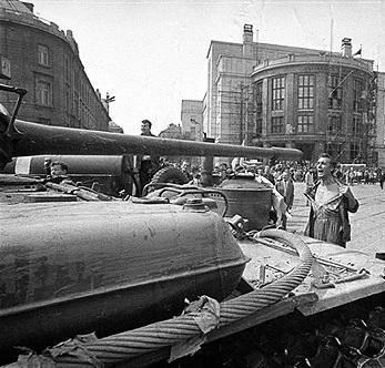 tjeckoslovakien augusti 1968