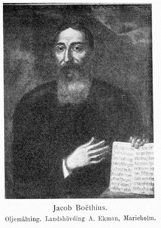 Jacob Boethius