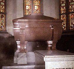 Karl XIV Sarkofag