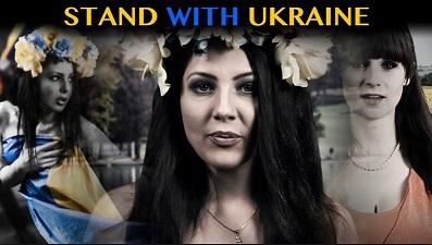 stand with ukraine