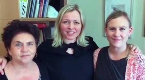 Vi bygger landet - Kjersti Stenseng, Lene V�gslid og Tove Karoline Knutsen