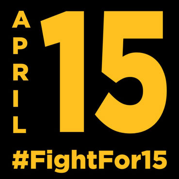 Day Fight for Fifteen