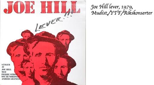 Joe Hill Lever