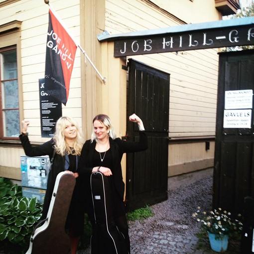 Joe Hill Museum