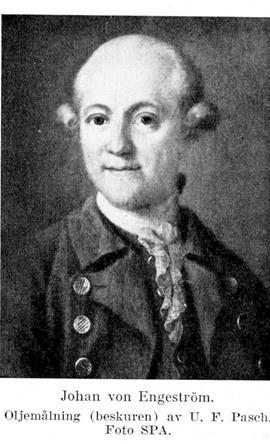Johan von Engestr�m