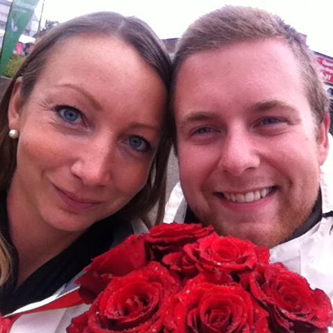 Mari och Daniel