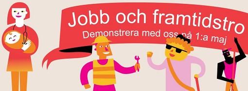 1 maj 2013 Jobb och framtidstro