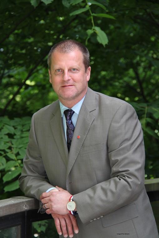 Daniel Larson (s) 1:a namn p� valsedeln till Kommunfullm�ktige i Liding�