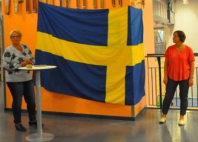 Irja och Åsa