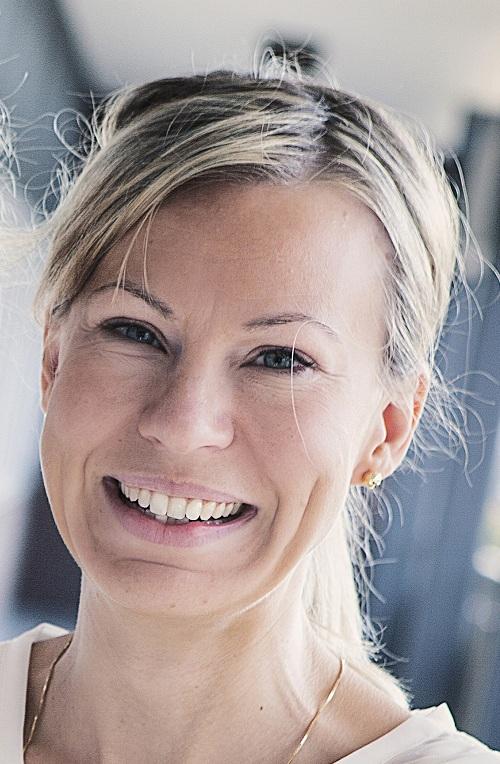 Kommunstyrelsens ordf�rande Sara Rudolfsson