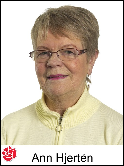 Ann Hjertén