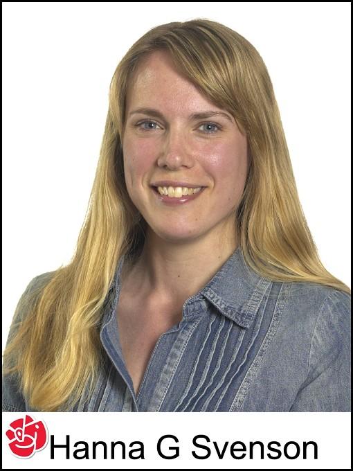 Hanna G Svensson