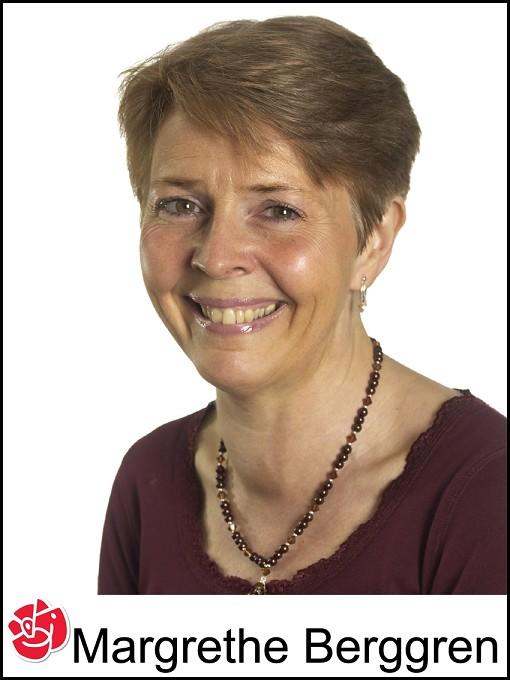 Margrethe M Berggren