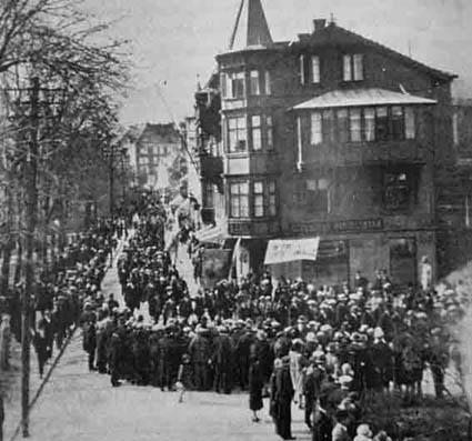 1 maj demonstr 1928