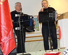Bengt Olsson och Birger Karlsson